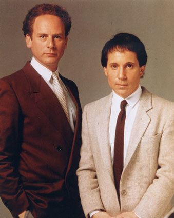 Simon and Garfunkel, from an earlier time